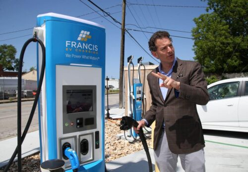 EV Fast-Charging Network Operator Francis Energy CEO David Jankowsky Applauds Senate Passage of Bipartisan Infrastructure Bill